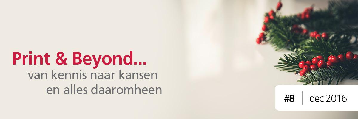 Print & Beyond: Hoe Van den Udenhout tijd en kosten bespaart, Ricoh's eerste 3D-printer en meer