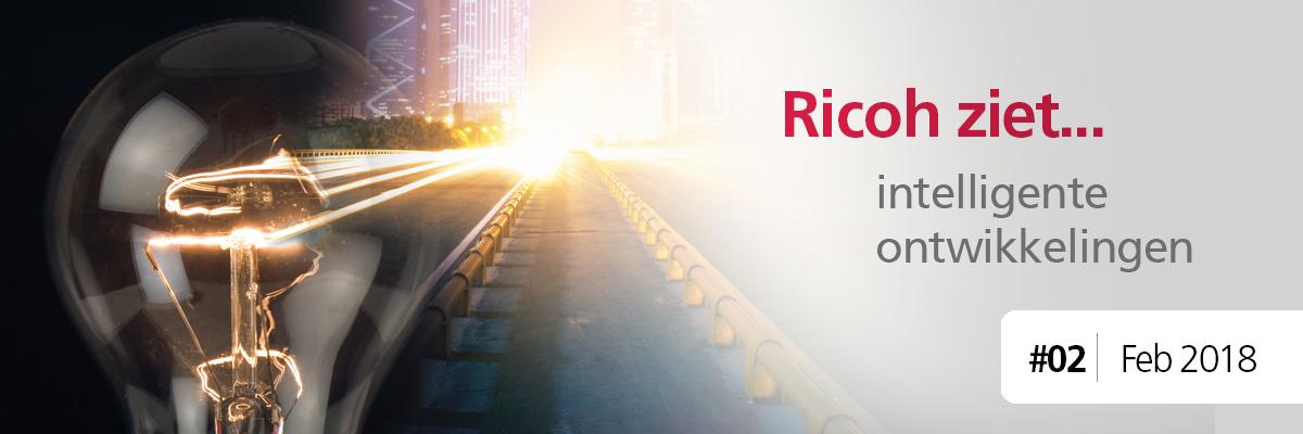 Ricoh ziet intelligente ontwikkelingen