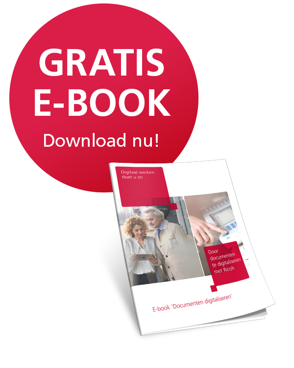 Documenten digitaal archiveren e-book